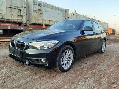 gebraucht BMW 118 1er-Reihe d F20 Advantage Limousine