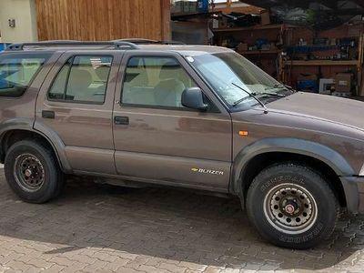 gebraucht Chevrolet Blazer S10 SUV / Geländewagen
