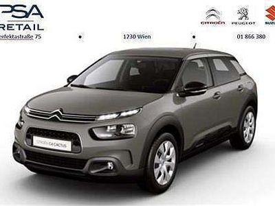 gebraucht Citroën C4 Cactus PureTech 110 Manuell Feel Limousine,