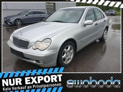 usata Mercedes C220 C-KlasseCDi *Export* Limousine,