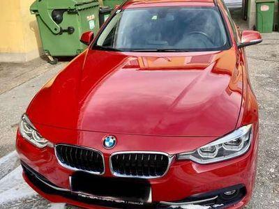 gebraucht BMW 316 3er-Reihe Kombi Diesel (F31) Touring Sport Line A