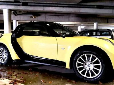 gebraucht Smart Roadster roadster Cabrio /