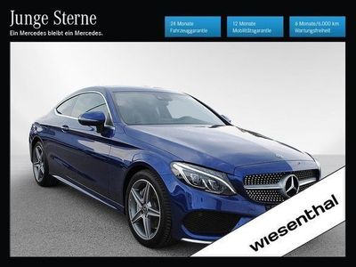 used Mercedes C300 Coupe