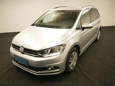 gebraucht VW Touran 1,6 SCR TDI KLIMA Einparkhilfe Kombi / Family Van,