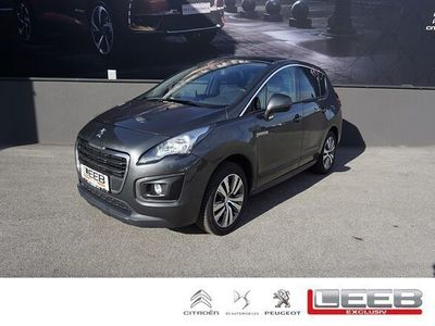 gebraucht Peugeot 3008 1,6 BlueHDi 120 S&S Professional Line