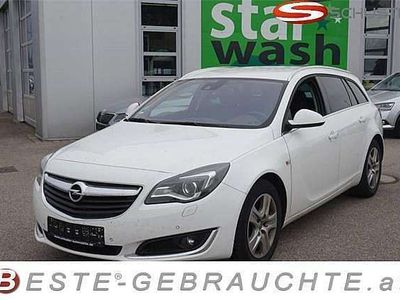 gebraucht Opel Insignia ST 2,0 CDTI ecoflex Business Edition S... Kombi / Family Van
