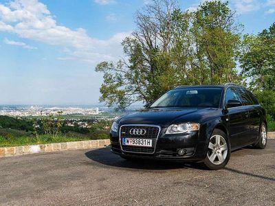 gebraucht Audi A4 2.5 TDI Kombi / Family Van