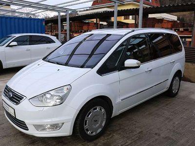 gebraucht Ford Galaxy Titanium 2,0 TDCi DPF Aut./ 7Sitzer/ Zahnriehmen NEU Kombi / Family Van