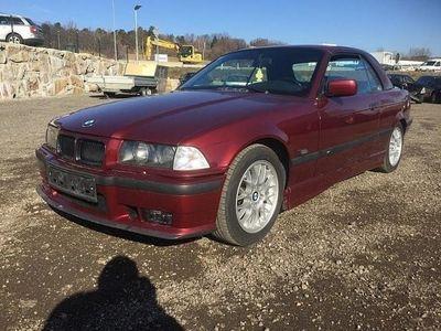 gebraucht BMW 320 Cabriolet 3er-Reihe i Cabrio / Roadster,