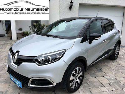 used Renault Captur Dynamique ENERGY TCe 90 NAVI AHK 1.BESITZ 
