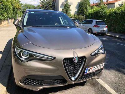gebraucht Alfa Romeo Stelvio 2.0 - ATX AWD Super SUV / Geländewagen