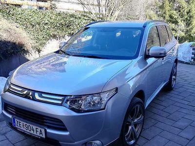 gebraucht Mitsubishi Outlander 2.2 D SUV / Geländewagen,