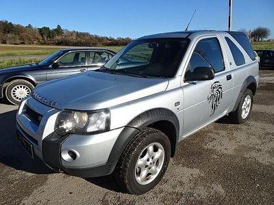 gebraucht Land Rover Freelander Softback 2,0 Td4 Asmara