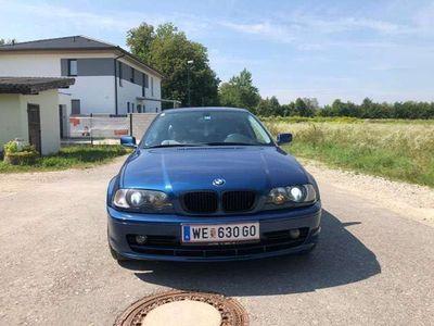 gebraucht BMW 323 3er-Reihe Coupé E46 Aut.