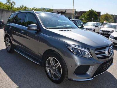 "gebraucht Mercedes GLE350 d 4Matic Aut.Austria Edition AMG/VOLL/LED/20"""