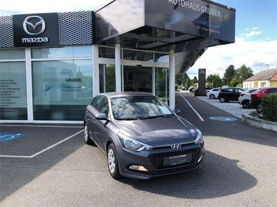 gebraucht Hyundai i20 1,1 CRDi Limited Plus Start/Stopp Automatik (1