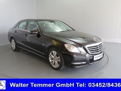 gebraucht Mercedes E350 CDI 4MATIC BlueEFFICIENCY Limousine