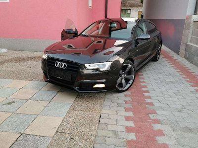gebraucht Audi A5 3.0 TDI DPF Aut.-Sline-MMI-19 Zoll Felgen