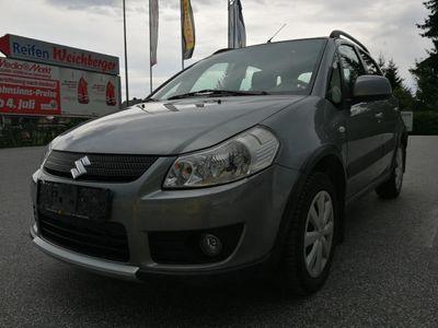 used Suzuki SX4 1,9 GL DDiS special 4WD***1.Besitz*** SUV / Geländewagen,