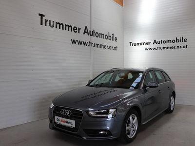 gebraucht Audi A4 Avant 2.0 TDI quattro daylight