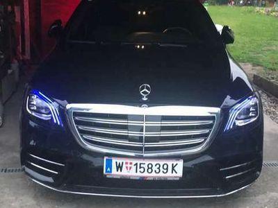 gebraucht Mercedes S400 d lang 4MATIC Aut.