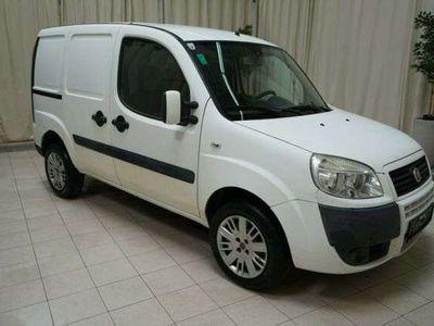 gebraucht Fiat Doblò Cargo 1.3 JTD SX Kasten