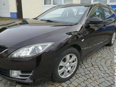 gebraucht Mazda 6 Sport Combi 2,0i TE Aut.