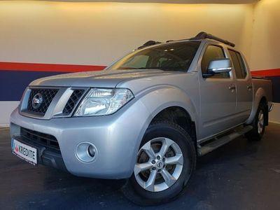 gebraucht Nissan Navara Double Cab Platinum 2,5 dCi 4x4 DPF Aut.