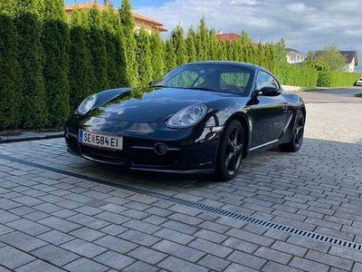 gebraucht Porsche Cayman S Sportwagen / Coupé