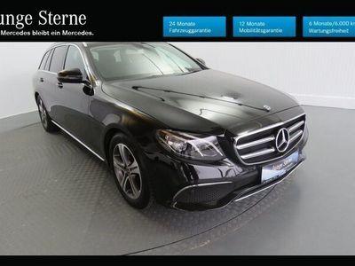 gebraucht Mercedes E220 T-Modell Avantg.-Line Aut. NP: € 69.600!
