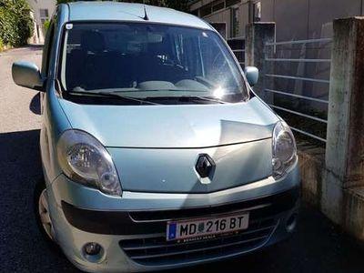 gebraucht Renault Kangoo Privilège 1,5 dCi