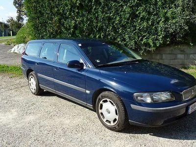 gebraucht Volvo V70 2.4 / 285 Kombi / Family Van,