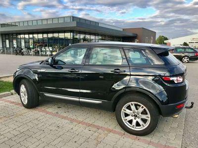 used Land Rover Range Rover evoque Evoque Pure 2,0 Si4 Aut. SUV /