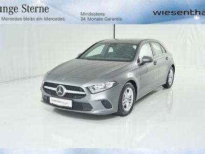 brugt Mercedes A180 dKompaktlimousine A180dKompaktlimousine