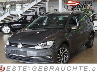 gebraucht VW Golf VII Var. TSI 1.0 Sound Navi SHZ ACC PDCv+h Fe