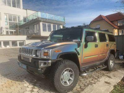 gebraucht Hummer H2 Vollausstattung; Generalüberholt!!! SUV / Geländewagen