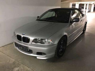 gebraucht BMW 318 Cabriolet 3er-Reihe M Paket, neues Service u Pickerl