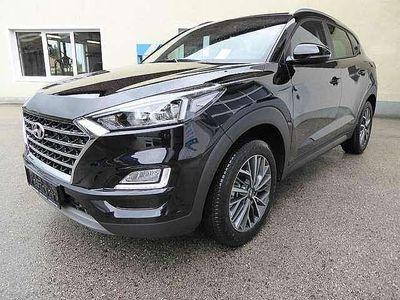 gebraucht Hyundai Tucson 1,6 CRDI 4WD Level 3