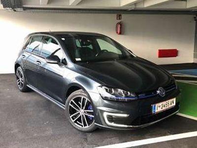 gebraucht VW Golf GTE Klein-/ Kompaktwagen