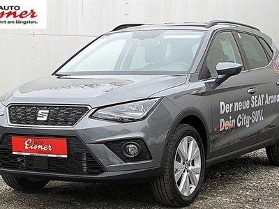 used Seat Arona 1,6 TDI Style SUV / Geländewagen,