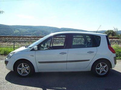 gebraucht Renault Scénic II Exception 2,0 dCi DPF Kombi / Family Van