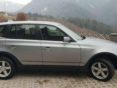 brugt BMW X3 3,0d SUV / Geländewagen,