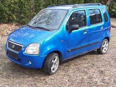 gebraucht Suzuki Wagon R+ Allrad neue Batterie 1,3 GL 4 WD Klein-/ Kompaktwagen
