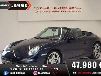 gebraucht Porsche 911 *XENON*NAVI*LEDER*