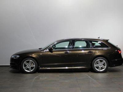 brugt Audi A6 Avant 2,0 TDI Quattro S-tronic S-Line Standh. AHK