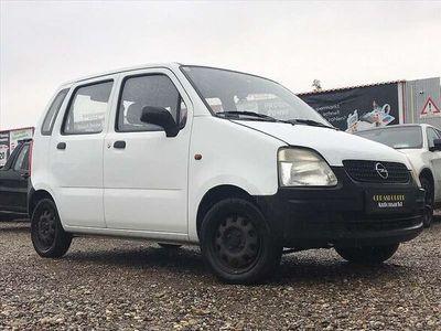 gebraucht Opel Agila 1,0-12V **Neues Pickerl**