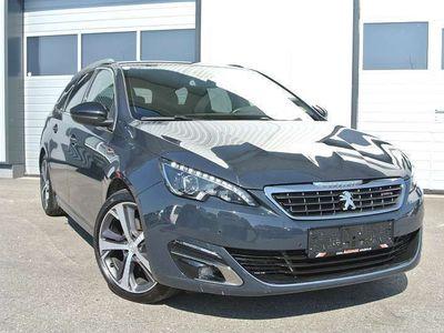 brugt Peugeot 308 SW 2,0 BlueHDi 150 S&S GT Line * LEDER * NAVI * LED * Kombi / Family Van,