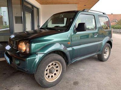 gebraucht Suzuki Jimny VX SUV / Geländewagen