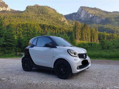 gebraucht Smart ForTwo Coupé TOP Austattung / Brabus Felgen / erst 7000km Klein-/ Kompaktwagen