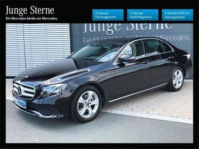used Mercedes E220 E-KlasseAvantgarde Aut. Limousine,